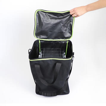 "Carry Bag for folding Leaflet Stand ""Real Zip"" or ""Real Big"""