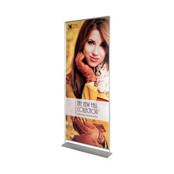 Leaflet Hanger for Digitally Printed Banner, magnetic