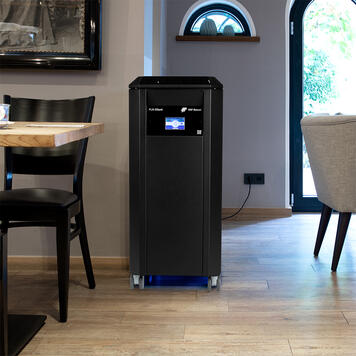 """Professional Air Purifier """"PLR Silent"""" with HEPA Filter H14 and UV-C Light"""