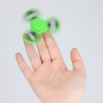 Fidget Spinner in Bright Colours