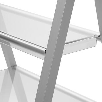 "A-Shaped Shelf ""Construct"""