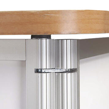 """Folding Counter """"360"""", rounded"""