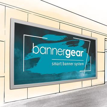 "bannergear® ""Wall"""