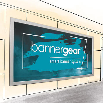 "bannergear™ ""Wall"""