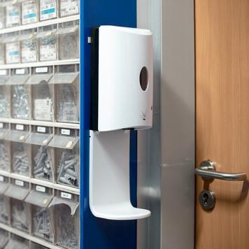 "Wall-mount Disinfection Dispenser ""Sensor-Wall II"""