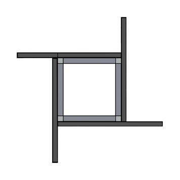 """FlexiSlot® Display """"Construct All-round"""""""