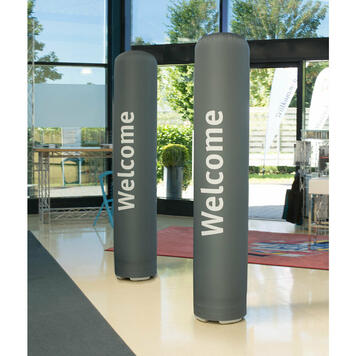 """Inflatable Advertising Column """"Air"""""""