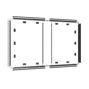"""Aluminium Stretch Frame """"Outdoor 66"""""""