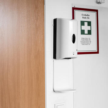 "Wall-mount Disinfection Dispenser ""Sensor-Wall"""